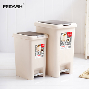 G2630 / G1830 / G1840 Double lid trash can(6.5L/10L/15L)