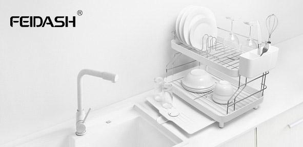 H2700 Kitchen drain basket dish rack